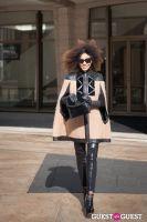 NYC Fashion Week FW 14 Street Style Day 7 #6