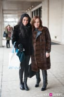 NYC Fashion Week FW 14 Street Style Day 7 #15
