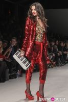 Betsey Johnson MFW Runway Show #5