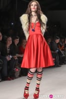 Betsey Johnson MFW Runway Show #8