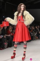 Betsey Johnson MFW Runway Show #9