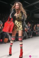 Betsey Johnson MFW Runway Show #10
