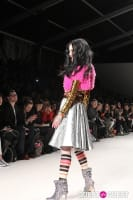 Betsey Johnson MFW Runway Show #25
