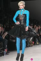Betsey Johnson MFW Runway Show #32
