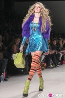 Betsey Johnson MFW Runway Show #37