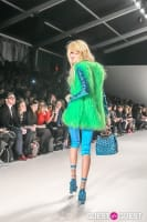 Betsey Johnson MFW Runway Show #38