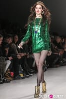 Betsey Johnson MFW Runway Show #43