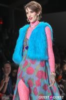 Betsey Johnson MFW Runway Show #44