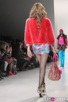 Betsey Johnson MFW Runway Show #47