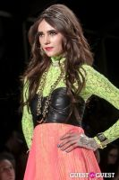 Betsey Johnson MFW Runway Show #54