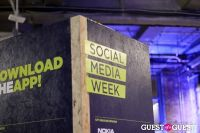 Social Media Week Official VIP Opening Celebration #2