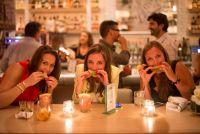 Food Network Magazine Lounge Miami #9