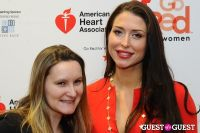 The 2014 AMERICAN HEART ASSOCIATION: Go RED For WOMEN Event #33