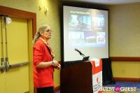 The 2014 AMERICAN HEART ASSOCIATION: Go RED For WOMEN Event #141