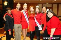 The 2014 AMERICAN HEART ASSOCIATION: Go RED For WOMEN Event #178