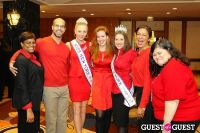 The 2014 AMERICAN HEART ASSOCIATION: Go RED For WOMEN Event #180