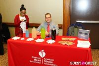 The 2014 AMERICAN HEART ASSOCIATION: Go RED For WOMEN Event #317