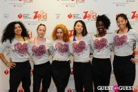 The 2014 AMERICAN HEART ASSOCIATION: Go RED For WOMEN Event #529