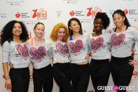 The 2014 AMERICAN HEART ASSOCIATION: Go RED For WOMEN Event #531