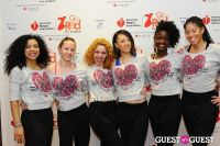 The 2014 AMERICAN HEART ASSOCIATION: Go RED For WOMEN Event #532
