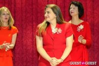 The 2014 AMERICAN HEART ASSOCIATION: Go RED For WOMEN Event #580