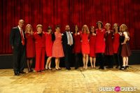 The 2014 AMERICAN HEART ASSOCIATION: Go RED For WOMEN Event #596