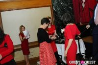 The 2014 AMERICAN HEART ASSOCIATION: Go RED For WOMEN Event #597