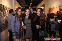 IvyConnect Los Angeles Launch Party At Wall Street Gallery #97