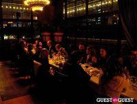 Dinner with Antonio Sersale & Sean MacPherson #1