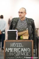Armory Show- Hotel Americano Lounge #29