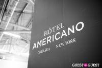 Armory Show- Hotel Americano Lounge #45