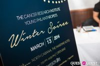 Winter Soiree Hosted by the Cancer Research Institute's Young Philanthropists Council #113