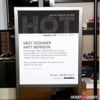 Matt Bernson Spring Collection Launch Party at Bloomingdale's #8