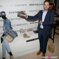 Matt Bernson Spring Collection Launch Party at Bloomingdale's #15