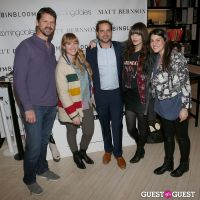 Matt Bernson Spring Collection Launch Party at Bloomingdale's #35