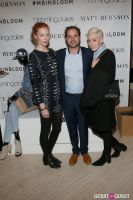 Matt Bernson Spring Collection Launch Party at Bloomingdale's #68