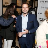Matt Bernson Spring Collection Launch Party at Bloomingdale's #78