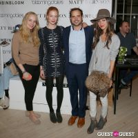Matt Bernson Spring Collection Launch Party at Bloomingdale's #84