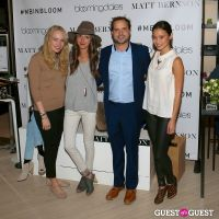 Matt Bernson Spring Collection Launch Party at Bloomingdale's #138