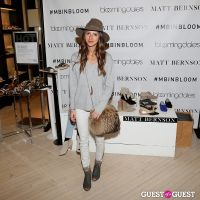 Matt Bernson Spring Collection Launch Party at Bloomingdale's #162