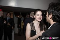 Guggenheim Works and Process Gala 2014 #63