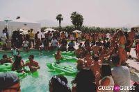 Coachella: LACOSTE Desert Pool Party 2014 #21