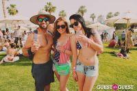 Coachella: LACOSTE Desert Pool Party 2014 #91