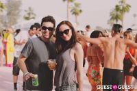 Coachella: LACOSTE Desert Pool Party 2014 #118
