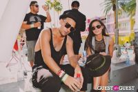 Coachella: DJ Harvey Presents Cool in The Pool at The Saguaro Desert Weekender (Hosted by 47 Brand, Reyka Vodka, Core Power Yoga, & Hornitos) #11