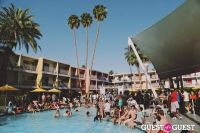 Coachella: DJ Harvey Presents Cool in The Pool at The Saguaro Desert Weekender (Hosted by 47 Brand, Reyka Vodka, Core Power Yoga, & Hornitos) #12