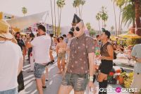Coachella: DJ Harvey Presents Cool in The Pool at The Saguaro Desert Weekender (Hosted by 47 Brand, Reyka Vodka, Core Power Yoga, & Hornitos) #24