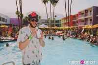 Coachella: DJ Harvey Presents Cool in The Pool at The Saguaro Desert Weekender (Hosted by 47 Brand, Reyka Vodka, Core Power Yoga, & Hornitos) #31
