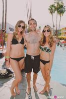 Coachella: DJ Harvey Presents Cool in The Pool at The Saguaro Desert Weekender (Hosted by 47 Brand, Reyka Vodka, Core Power Yoga, & Hornitos) #33