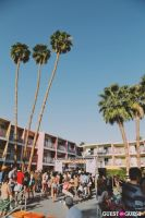 Coachella: DJ Harvey Presents Cool in The Pool at The Saguaro Desert Weekender (Hosted by 47 Brand, Reyka Vodka, Core Power Yoga, & Hornitos) #34
